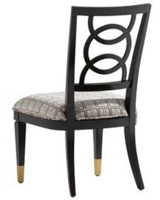 Lexington Carlyle Dining Chair 01-0736-880- Upholstery: Gray