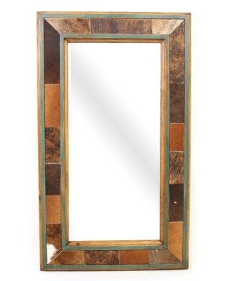 Millwood Pines Legette Rustic Accent Mirror X113899777
