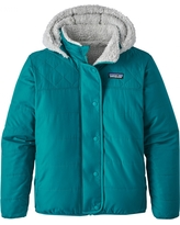 Tea Collection Patagonia Reversible Dream Song Hoody