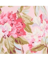 Cotton Tale Tea Party Floral Reversible 8 PC Full/Queen Quilt Bedding (Full)