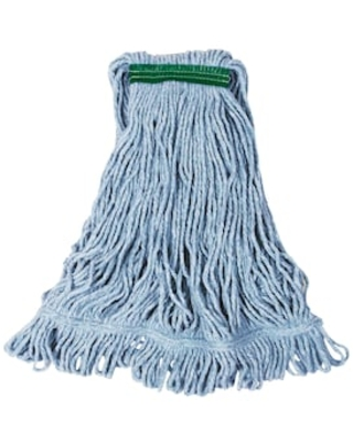 Rubbermaid Super Stitch Mop Head, Tailband (FGD21206BL00)   Quill