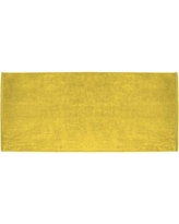 Zipcode Design Terry Velour Premium 100% Cotton Beach Towel ZPCD2801 Color: Yellow
