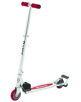 Razor Spark Kick Scooter Red- the One that Started It All