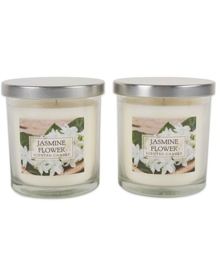 $Save$ ~ Lot of 2 ~ Summer Floral Scents ~ Soy Wax Candles ~ 8oz Jelly Jar
