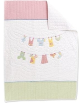 Amity Home Clothesline Baby Quilt CC456B