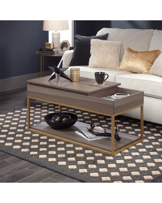 Discover Deals On Better Homes & Gardens Nola Lift Top Coffee Table, Fine Ash Finish