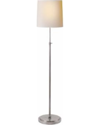 Visual Comfort and Co. Thomas O'Brien Bryant 44 Inch Floor Lamp - TOB 1002AS-NP