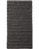 "Chunky Bath Rug Radiant Gray (20""x34"") - Threshold"