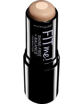 Maybelline Fit ME Shine-Free + Balance Foundation - 235 Pure Beige