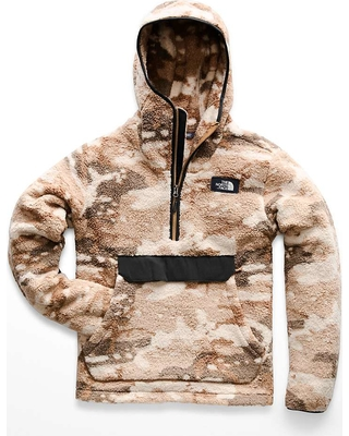 e6a5ec970 The North Face The North Face Men's Campshire Pullover Hoodie - Small -  Moab Khaki Woodchip Camo Desert Print / TNF Black from Moosejawcom | more