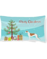 The Holiday Aisle Greyhound Indoor/Outdoor Lumbar Pillow THLA4140