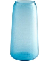 Cyan Design Griddled Sky Large Table Vase 9185