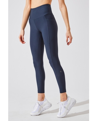 Rival High Waisted Recycled Polyester 7/8 Legging – MPG Sport