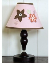 """Geenny 7"""" Polyester / Cotton Empire Lamp Shade CF-2063-L"""