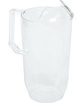 Clear Plastic Pitcher - Room Essentials, Glass