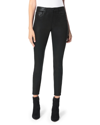 Women's Joe's The Charlie Coated Ankle Skinny Jeans, Size 30
