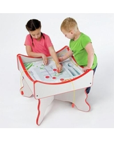 Playscapes Kids Peas and Carrots Play Table 15-P&C-122