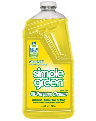 Simple Green 67.6 oz. Lemon Scent All-Purpose Cleaner (Case of 6)