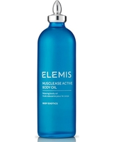 Elemis Musclease Active Body Oil, Size 3.3 oz