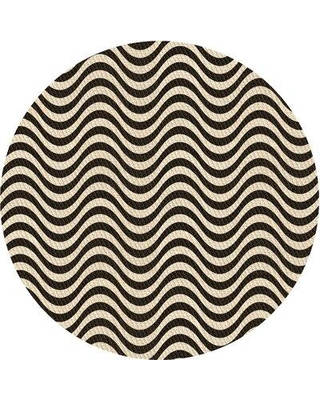 East Urban Home Wool Brown Area Rug X113668273 Rug Size: Rectangle 2' x 3'