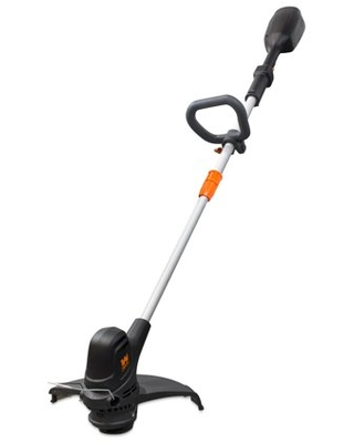 WEN 40V Max Lithium-Ion Cordless 14-Inch 2-in-1 String Trimmer and Edger with 2Ah Battery and Charger
