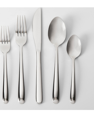 Stainless Steel 20pc Silverware Set - Made By Design
