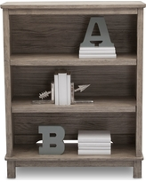 Simmons Kids SlumberTime Monterey Bookcase/Hutch - Rustic White
