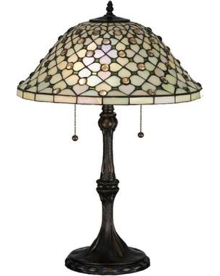 New Bargains On Meyda Tiffany Diamond And Jewel 25 Table Lamp With