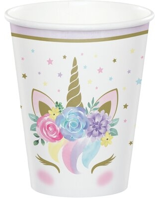 Unicorn Baby Shower Paper Disposable Dessert Cup The Party Aisle™
