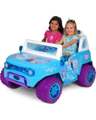 Spectacular Deals On Disney Frozen Suv 12v Battery Operated Ride On