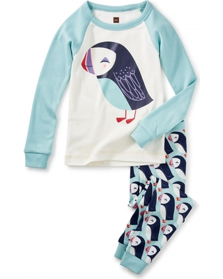 49b87ad2e New Savings on Tea Collection Puffin Pajamas