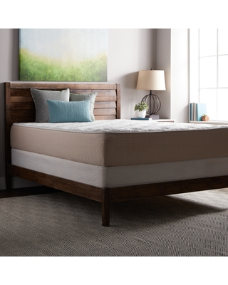 Select Luxury Memory Foam Quilted 12-inch Mattress Set (Full)