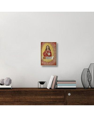 """East Urban Home 'Christ' Acrylic Painting Print on Canvas ETUC6942 Size: 18"""" H x 12"""" W x 1.5"""" D"""