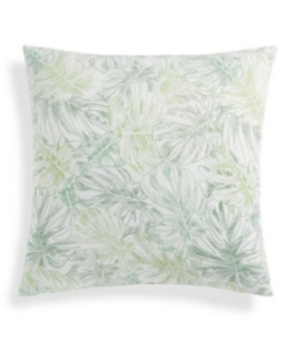 Check Out Deals On Charter Club Damask Designs Printed Leaves 300 Thread Count Euro Sham Created For Macy S Bedding