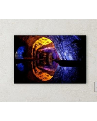 """Ebern Designs 'All Colors' Photographic Print on Wrapped Canvas BI072010 Size: 16"""" H x 20"""" W x 2"""" D"""