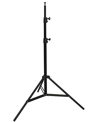 DEEPES 2.6 meters / 8.5 feet Photography Light Stand Spring Device With Flash,Softbox,Umbrella