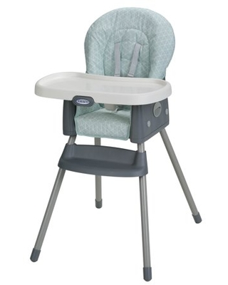 Graco SimpleSwitch 2-in-1 Convertible High Chair, Winfield