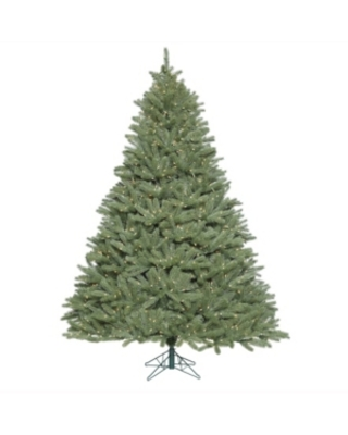 Vickerman 6.5 ft Colorado Spruce Artificial Christmas Tree With 850 Clear Lights