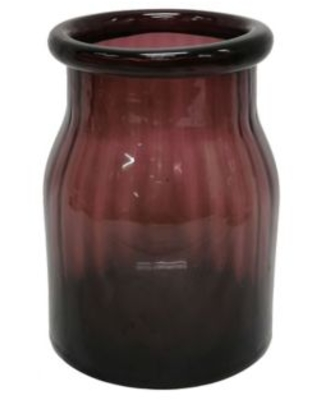 Find Savings On Bee Willow Home 6 8 Inch Glass Vase In Purple