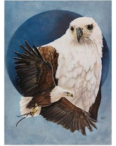 """Trademark Art 'Unrivaled Oil Painting Print on Wrapped Canvas' Graphic Art Print on Wrapped Canvas ALI25295-CGG Size: 24"""" H x 18"""" W"""