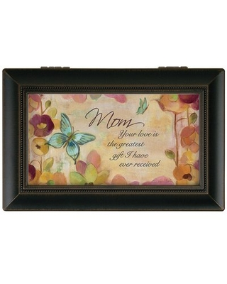 Greatest Gift Music Decorative Box Carson Home Accents