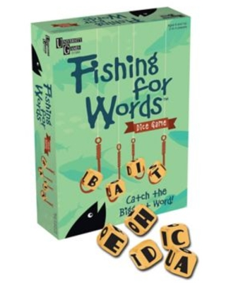 University Games Fishing for Words Family Game