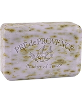 Pre de Provence Artisanal French Soap Bar Enriched with Shea Butter, Quad-Milled For A Smooth & Rich Lather (250 grams) - Lavender