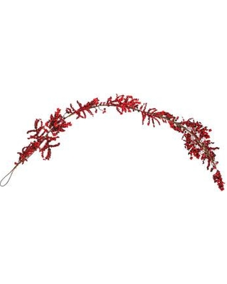 Northlight Decorative Artificial Berry Christmas Garland with Unlit NORTHLIGHT KJI T4911GL