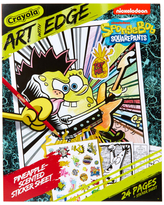 Art With Edge, Nickelodeon SpongeBob Squarepants Coloring Pages