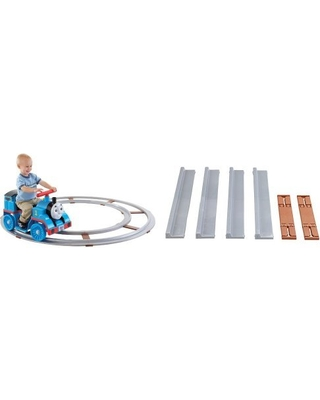 Amazing Deal on Power Wheels Thomas the Train with Additional Track ...