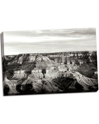 Amazing Savings On Millwood Pines Grand Canyon Dawn I Photographic Print On Wrapped Canvas Canvas Fabric In Brown Gray Black Size Medium 25 32 Small 18 24