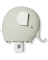 Automatic Nightlight Elephant - Cloud Island - Gray