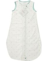 Swaddle Designs Lillian Wearable Blanket in Sea Crystal SD-446SC-3MO