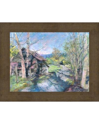 Millwood Pines 'Past the Mill' Framed Print 7133